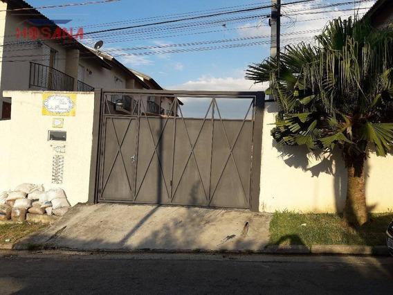 Sobrado Residencial Para Locação, Morro Grande, Caieiras. - So0503
