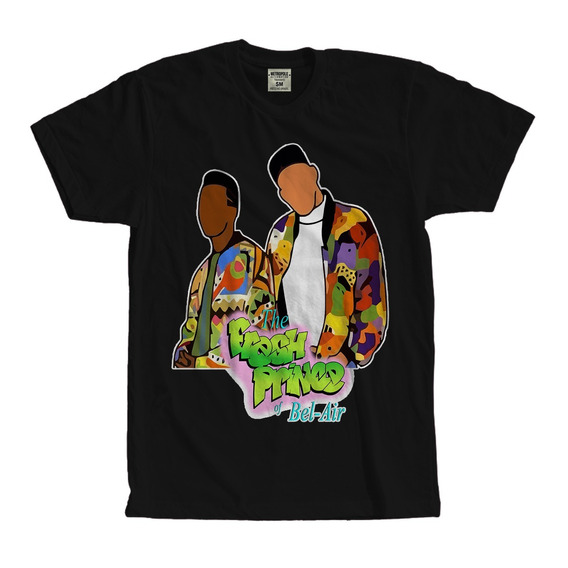 Camiseta Tshirt Will Smith Um Maluco No Pedaço Hip Hop Rap