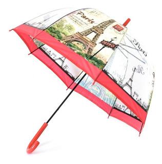 Paraguas Hombre Mujer Automatico Unisex Ciudades
