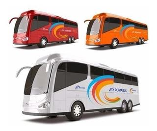 Ônibus Roma Bus Executive - 48,5cm Roma Brinquedos Infantil