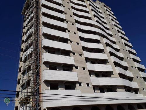 Imagem 1 de 17 de 2 Dorm/suíte, Em Barreiros, Entrega Em Jun 2020 - Ap4987