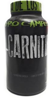 L-carnitina Carnitina Puro Campeon 90 Caps 500mgs Envío Full
