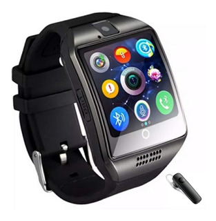 Relógio Bluetooth Smart Watch Q18 Android Ios Samsung Sony