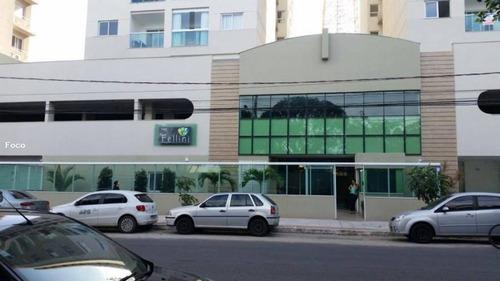 Apartamento Para Venda Em Vila Velha, Praia De Itaparica, 2 Dormitórios, 1 Suíte, 2 Banheiros, 1 Vaga - 087_2-778737