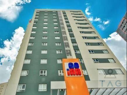 Flat Com 1 Dormitório À Venda, 23 M² Por R$ 265.000,00 - Cambuí - Campinas/sp - Fl0002