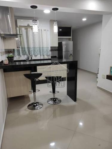 Apartamento Sem Condomínio Cobertura Para Venda No Bairro Vila Cecília Maria - 12950junho2021