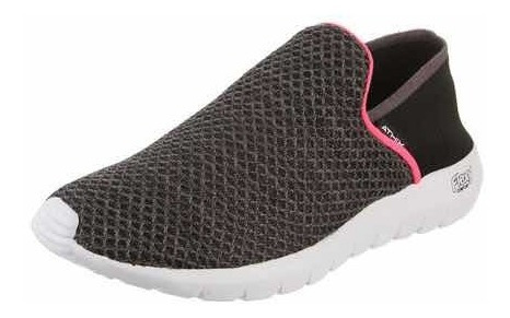 Zapatilla Athix Easy Flexy Negro/rosa 30% Off