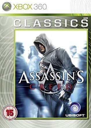 Assasins Creed 1 Xbox 360