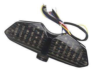 4 Indicadores De Direccionales Para Motocicleta Señales Giro Bombillas LED 12V