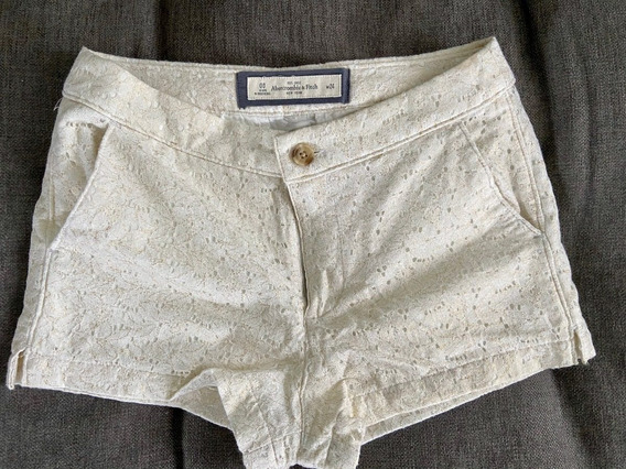 Short Mujer Abercrombie