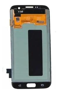 Tela Frontal Display Touch Galaxy S7 Edge Sm-g935 Original