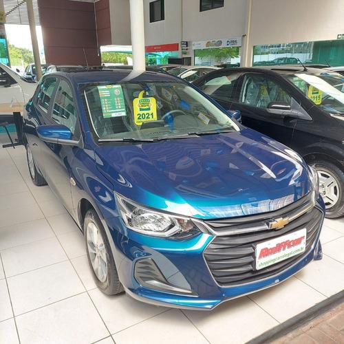 Imagem 1 de 8 de Chevrolet Onix 2021 Lt 2