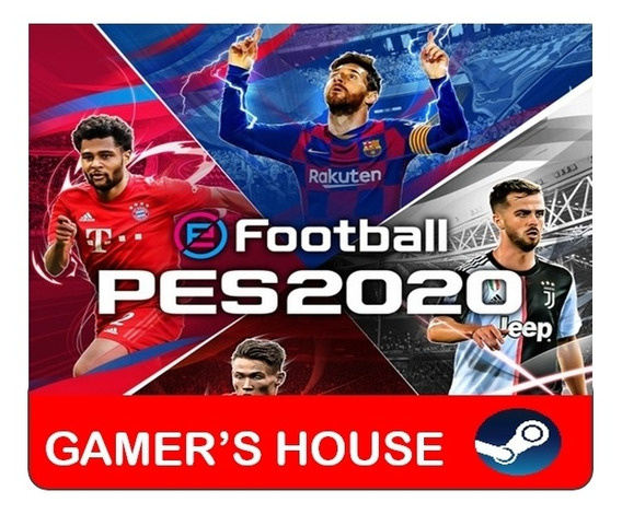 Efootball Pes 2020 Pc Steam Offline (gamer