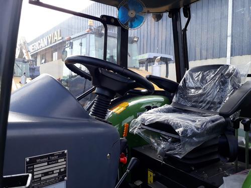 Tractor 60 Hp Tipo New Holand Cabinado