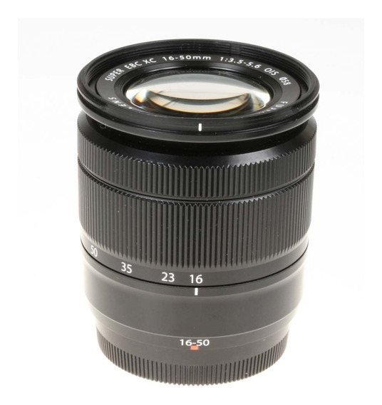 Objetiva Fujifilm Xc 16-50mm F3.5-5.6 Ois