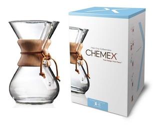 Cafetera Chemex 6 Tazas Barista