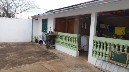 Casa Com 3 Dormitórios À Venda, 220 M² Por R$ 300.000,00 - Jardim América - Bauru/sp - Ca1981