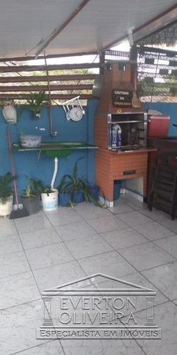 Sobrado - Jardim Limoeiro - Ref: 7950 - V-7950