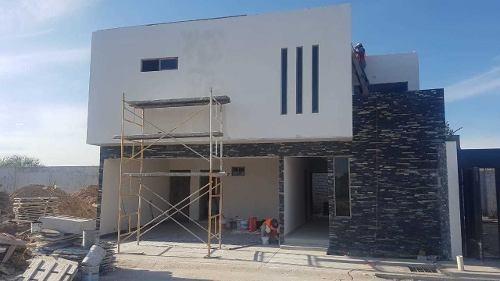 Proyecto De Casa En Venta En Los Cedros En Gomez Palacio Dgo