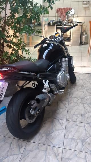 Suzuki Bandit 1250 S Preta