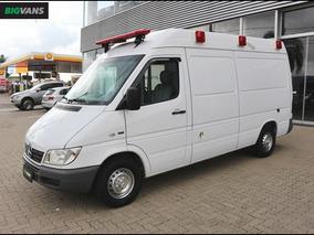 Sprinter 2011 313 Ambulância Branco (4837)