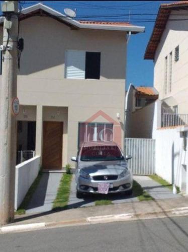 Imagem 1 de 8 de Casa Com 2 Dormitórios À Venda, 60 M² Por R$ 380.000,00 - Chácara Real (caucaia Do Alto) - Cotia/sp - Ca1447