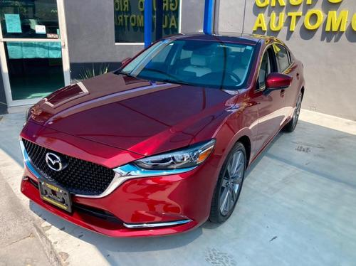 Imagen 1 de 13 de Mazda Mazda 6 2020 2.5 I Grand Touring At