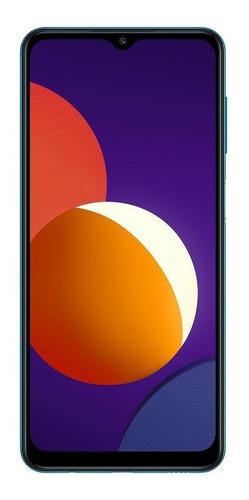 Celular Smartphone Samsung Galaxy M12 128gb Verde - Dual Chip