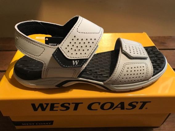 Sandalia West Coast Super Conforto