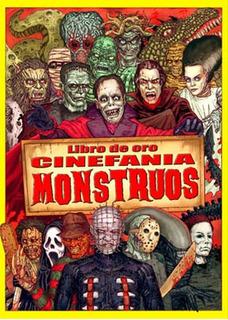 Libro De Oro Cinefania Monstruos