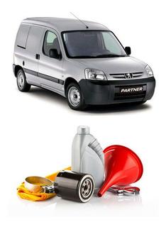 Cambio Filtro Y Aceite P/ Peugeot Partner 1.6 Hdi 2011/