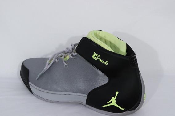 Jordan Melo 1.5 Wolf Grey/volt Ice/black