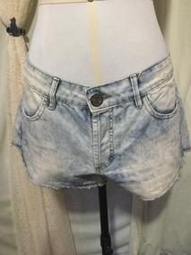 Short Farm Jeans Destroyed Manequim 40 !!!