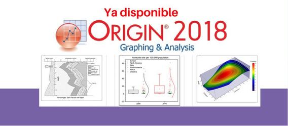 Originlab Originpro 2018 Completo - Receba Hoje