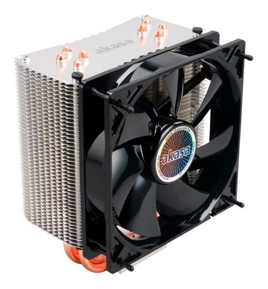 Cooler Gamer P/ Processador Intel E Amd Akasa Nero 3