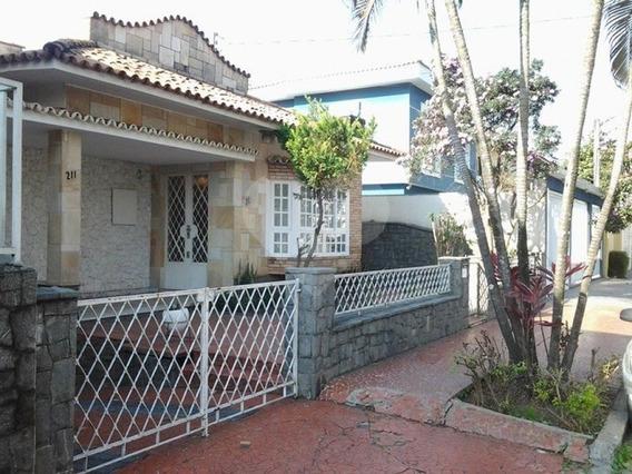 Casa Térrea À Venda No Jardim São Paulo Com 300 M² - 169-im176582