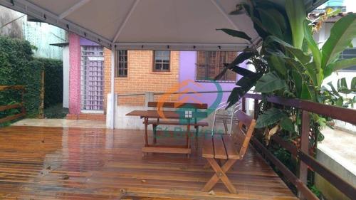 Imagem 1 de 21 de Casa À Venda, 300 M² Por R$ 750.000,00 - Jardim Flor Da Montanha - Guarulhos/sp - Ca0212