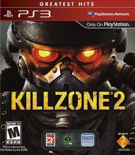 Killzone 2 Ps3 Juego Nuevo Original Físico Original Sellado