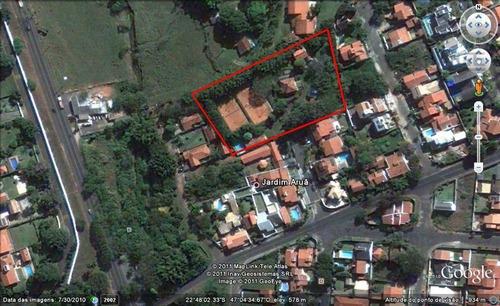 Área À Venda, 7325 M² Por R$ 3.650.000,00 - Cidade Universitária - Campinas/sp - Ar0284