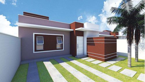 Imagem 1 de 11 de Condomínio Quintas Do Medeiros  Casa 250 M² - V5422