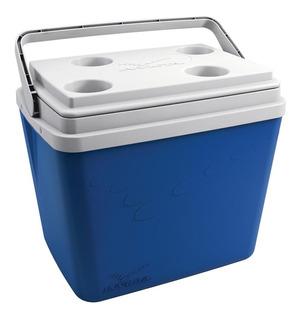 Caixa Termica Azul 34 Litros Invicta Promoção Aproveite