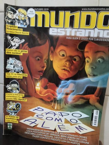 Revista Mundo Estranho Edição 104 - Out/2010