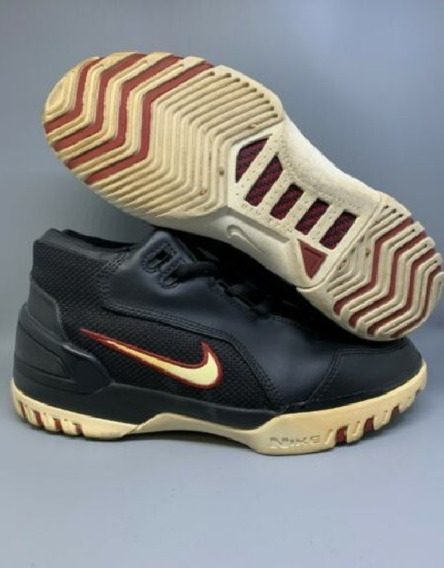 Relíquia Nike Lebron James Air Zoom Vintage Retro Og 2004
