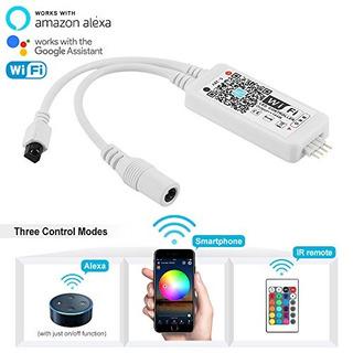 Nexlux Wifi Wireless Led Smart Controller Alexa Google Home