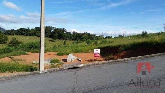 Terreno Em Condomínio Fechado À Venda, 1008 M² Por R$ 55.000 - Centro - Vargem/sp - Te0812