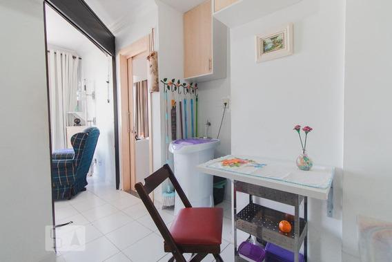 Apartamento Para Aluguel - Brás, 1 Quarto, 31 - 893095929