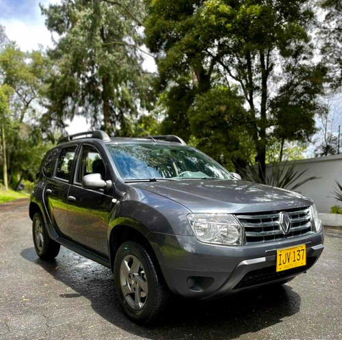 Renault Duster 2016 1.6 Expression Mecánica