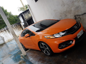 Honda Civic Coupê 2.4 Si 2p 2015