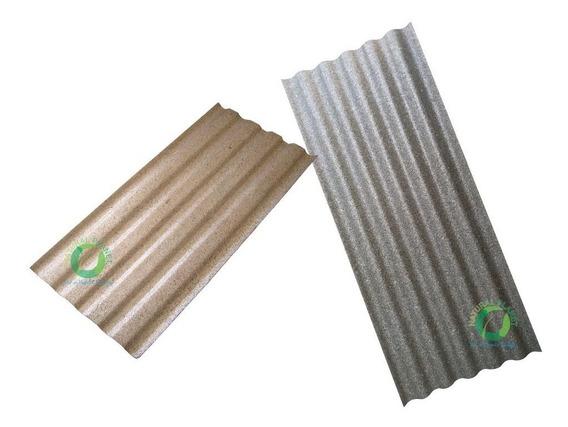 Lamina Techo Acanalada Polialuminio Precio X Metro Cuadrado