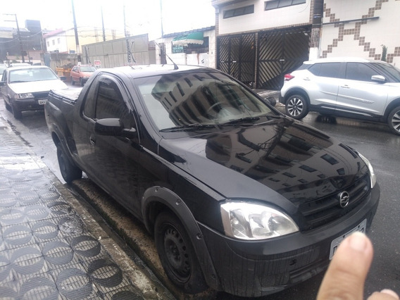 Chevrolet Montana 1.8 Conquest Flex Power 2p 2005